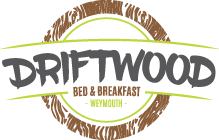 Driftwood B and B Weymouth Logo